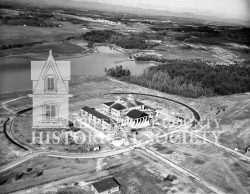456-NEW-JAMES-BUCHANAN-DUKE-LIBRARY-UNDER-CONSTRUCTION-AT-FURMAN-UNIVERSITY-1-5-1957
