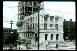 City Courthouse Under Construction