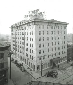 Hotel Greenville National Register