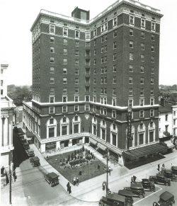 Poinsett Hotel 1923