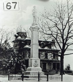 Oscar-Landing-Bk-1-p51-Confederate-Monument-in-Snow