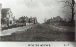 Broadus Avenue