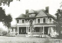 O. P. Mills Home