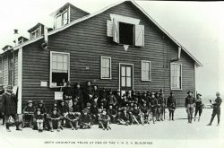 Ammunition Train Camp Sevier