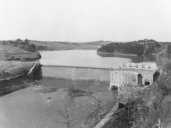 Saluda Power House and Dam