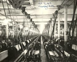 Weave Room - Early 1900s
